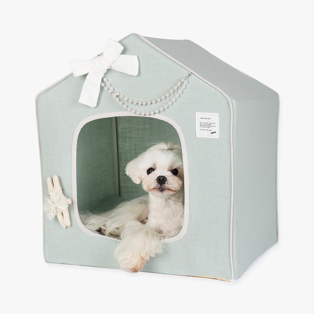 itsdog-[아이린 프레임 하우스 (민트)]♡寵物屋