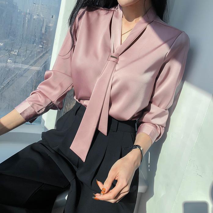 dabagirl-파이린블라우스♡韓國女裝上衣