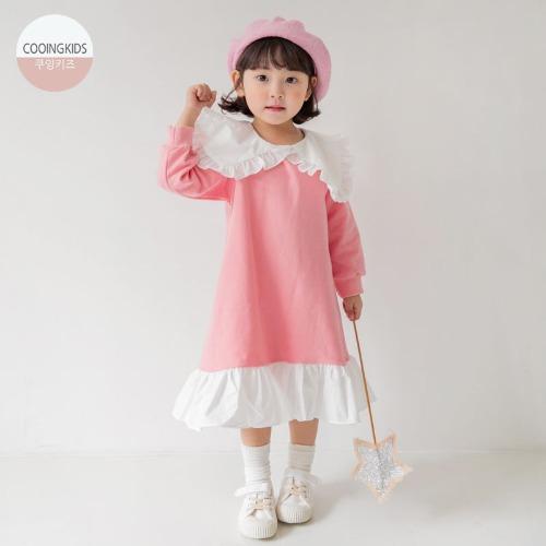 cooingkids-A프릴원피스♡韓國童裝連身裙