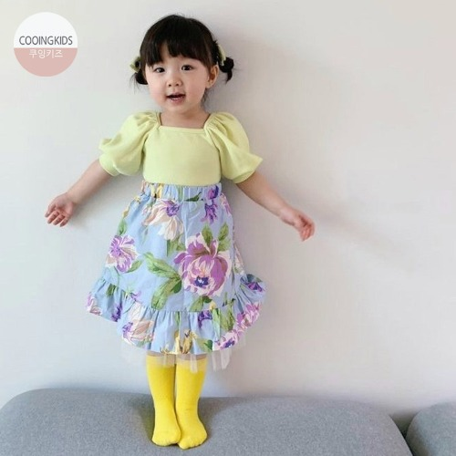 cooingkids-C켈리스커트 아기치마 유아 치마 스커트 예쁜 여자 아기옷♡韓國女童裙子