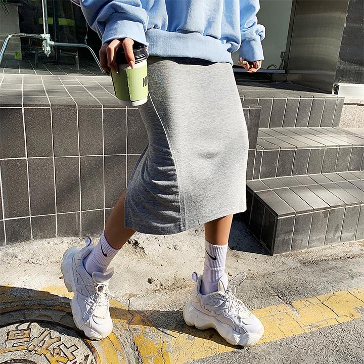lagirl-롱에이치밴딩-sk♡韓國女裝裙