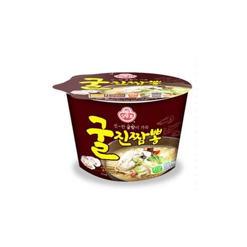 不倒翁♥真蠔海鮮風味碗裝拉麵/1pc