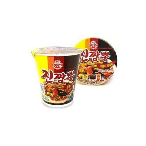 不倒翁♥金螃蟹海鮮碗裝拉麵/1pc