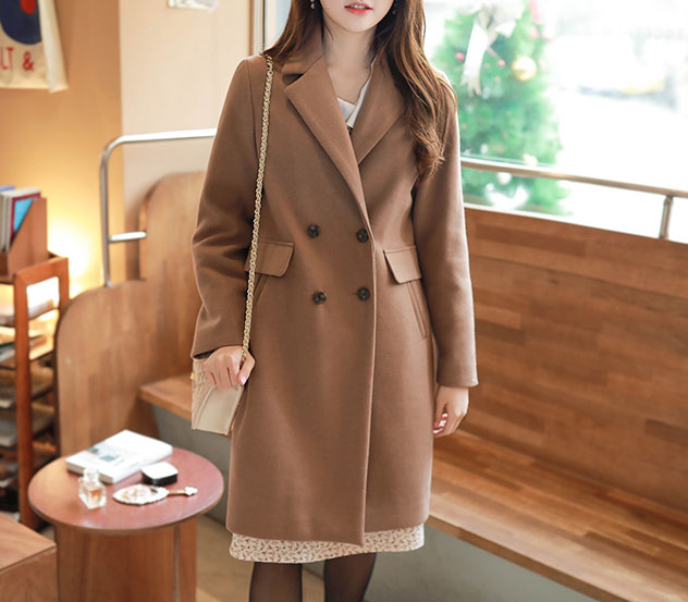 myfiona-카페데이트*coat/m9611♡韓國女裝外套