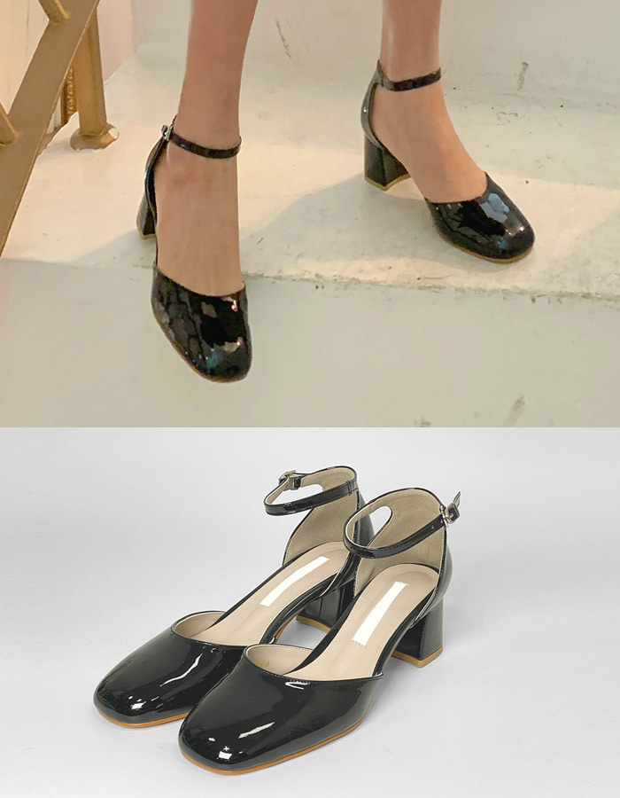 vivamoon-미티 메리제인 슈즈♡韓國女裝鞋