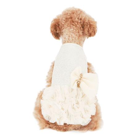 puppyangel-[DR149]퍼피엔젤 럭셔리 프릴드레스♡寵物衫