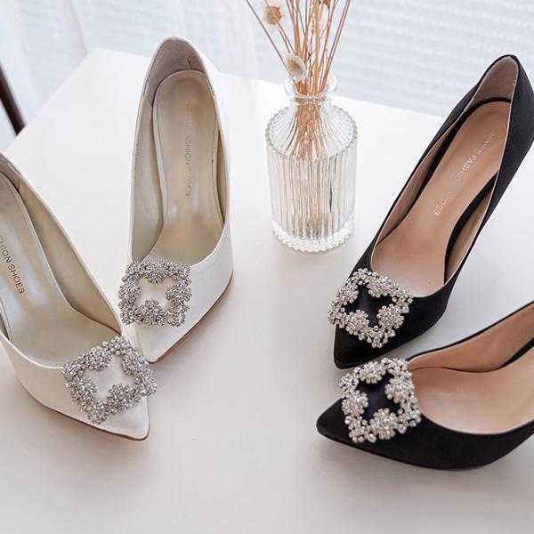 babinpumkin-하이크리스탈 스틸레토힐♡韓國女裝鞋