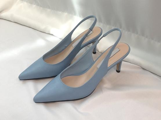 hellosweety-[필레인 슬링백 (8.5cm)]♡韓國女裝鞋