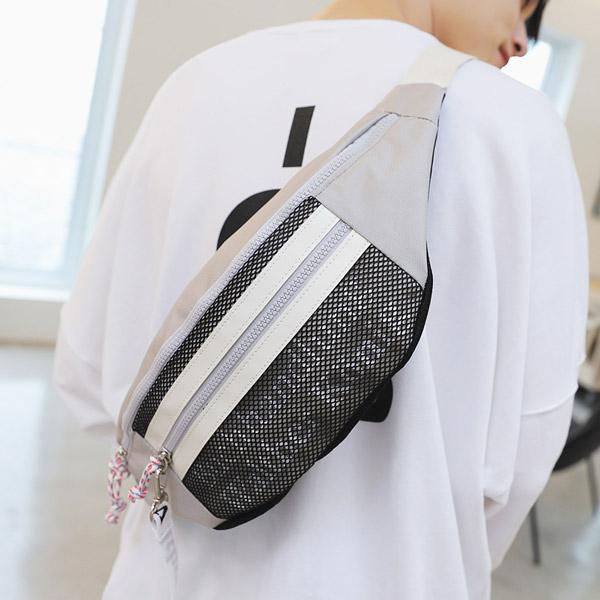 tomonari-토모나리(TOMONARI) [코니그 힙색]♡韓國男裝袋