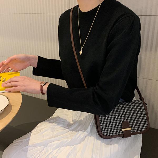 66girls-하운드크로스백♡韓國女裝袋