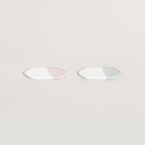 ssueim-하프문 수저받침 (2color)♡韓國家品餐具