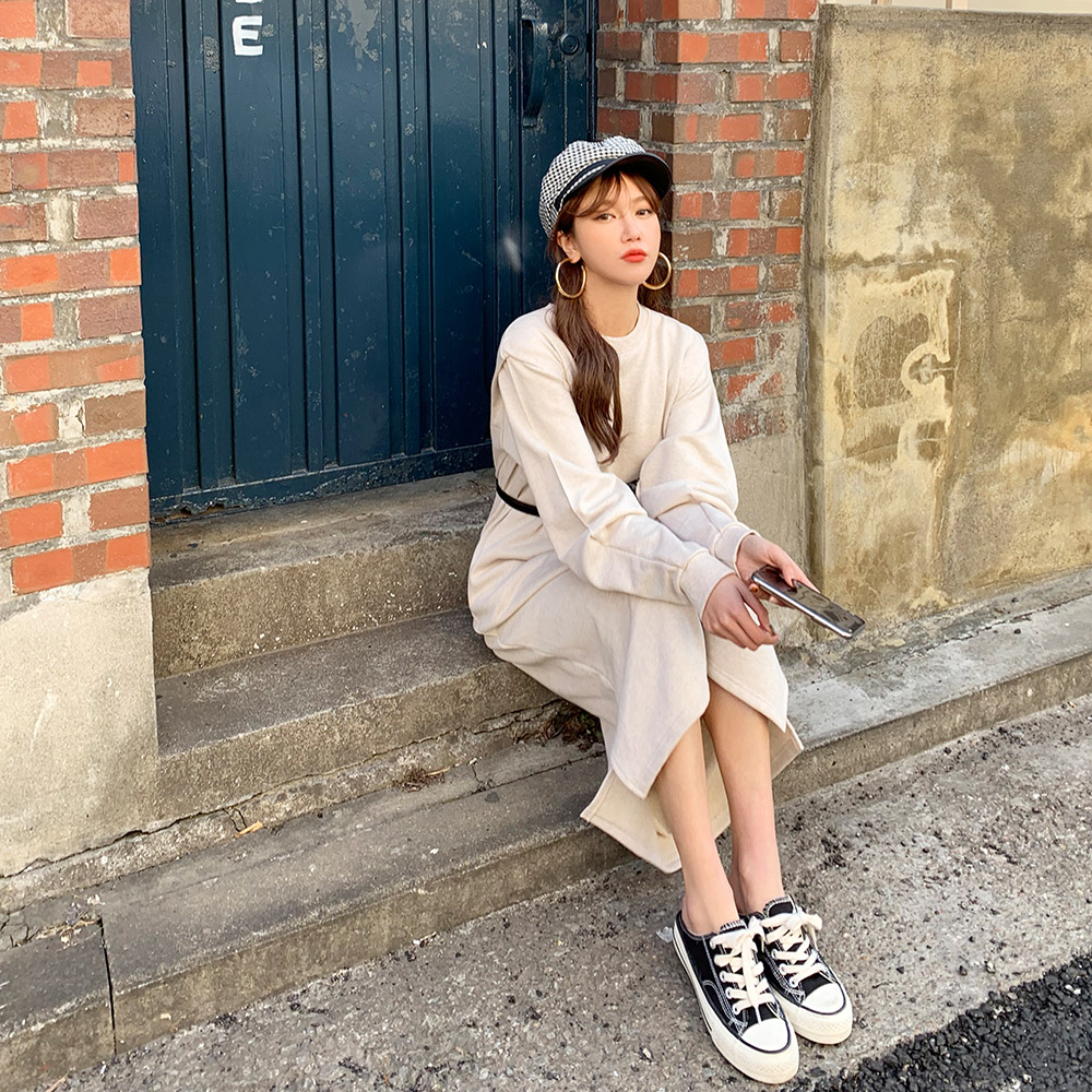 ppgirl-(F603)포터 롱원피스-ops♡韓國女裝連身裙