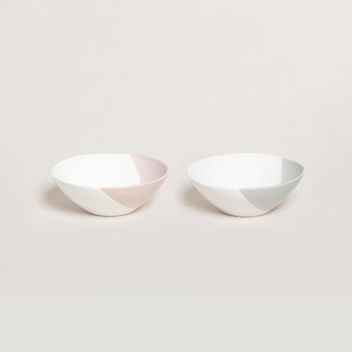 ssueim-하프문 찬기 소 (2color)♡韓國家品碟具