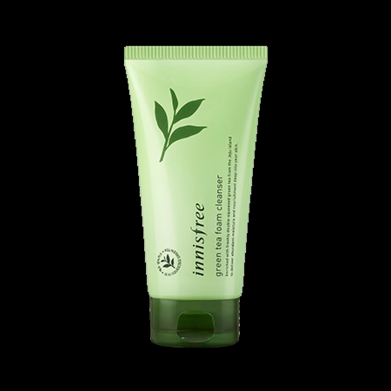 Innisfree 綠茶清爽保濕潔面泡沫 150 ml