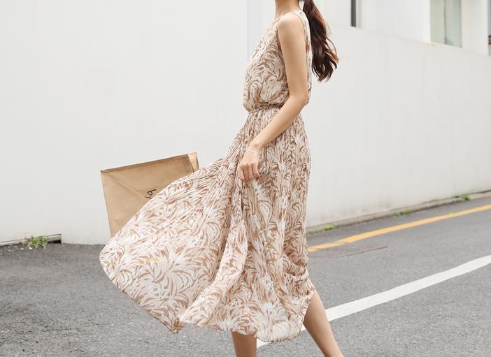 clicknfunny-[프렉스 롱원피스]♡韓國女裝連身裙