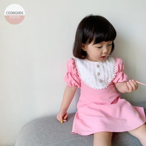 cooingkids-C블리원피스 아기원피스 유아원피스 예쁜 여자 아기옷♡韓國童裝連身裙