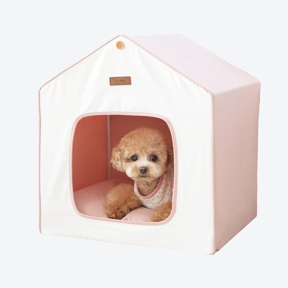 itsdog-[코코 프레임 하우스 (핑크)]♡寵物屋