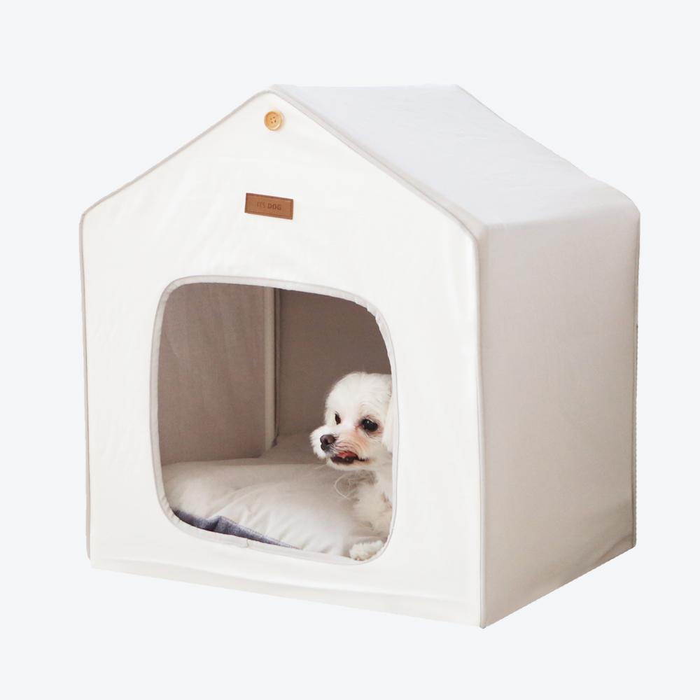itsdog-[코코 프레임 하우스 (그레이)]♡寵物屋