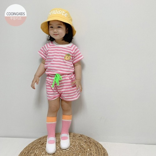 cooingkids-H롤링상하복세트♡韓國童裝套裝