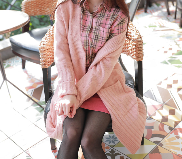 myfiona-쿠키포켓롱*cardigan/m9126 - 러블리 로맨틱룩 1위 쇼핑몰 피오나♡韓國女裝外套