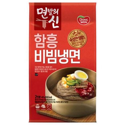 韓國東遠辣伴冷麵 405g (2人份量)