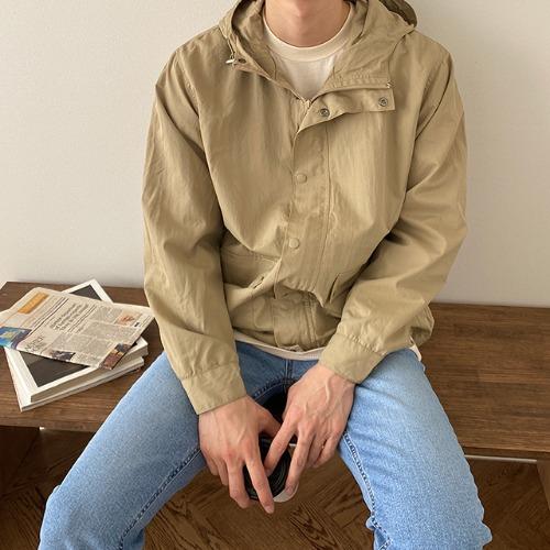 modernsweet-메쉬 윈드브레이크 자켓 3color - 모던스윗(modernsweet)♡韓國男裝外套