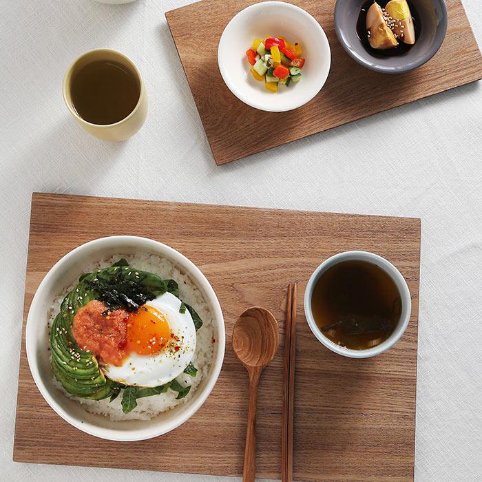 cozycotton-[[검트리]애쉬 우드트레이 식탁매트(2size)]♡韓國家品廚具