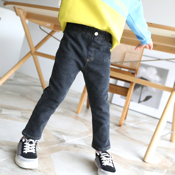 min99kids-샛별(기모)♡韓國童裝褲