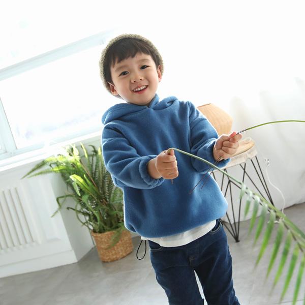 min99kids-고래(폴라플리스)♡韓國童裝上衣
