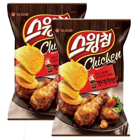 ORION醬燒雞風味薯片 一包/60g