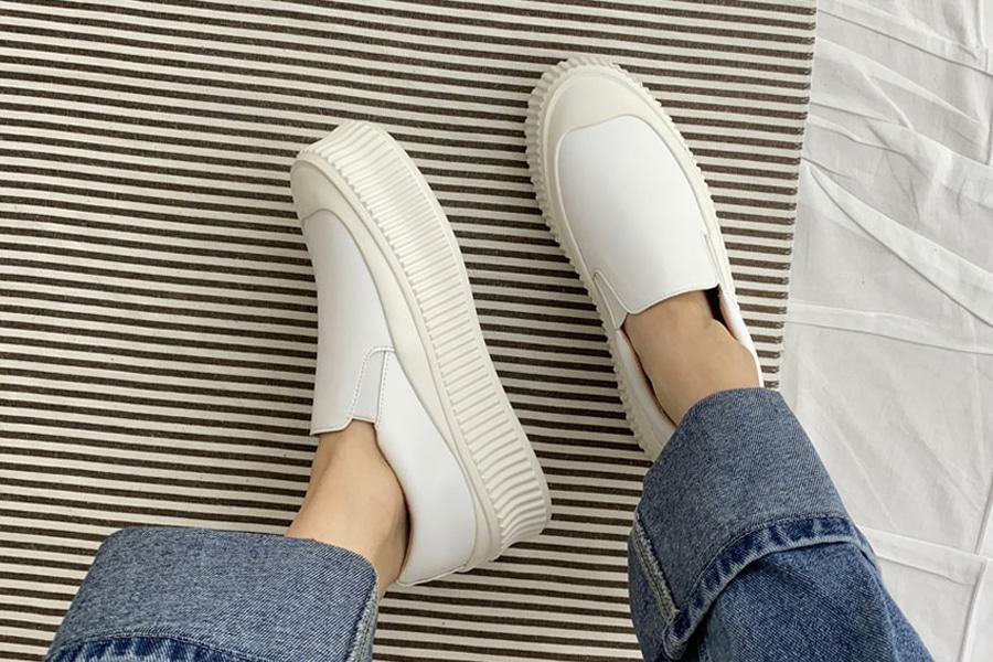 blancjo-굽높은 가보시 슬립온_ss03743♡韓國女裝鞋