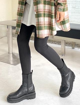 jstyleshop-[엘로엘 소프트웜 레깅스]♡韓國女裝褲