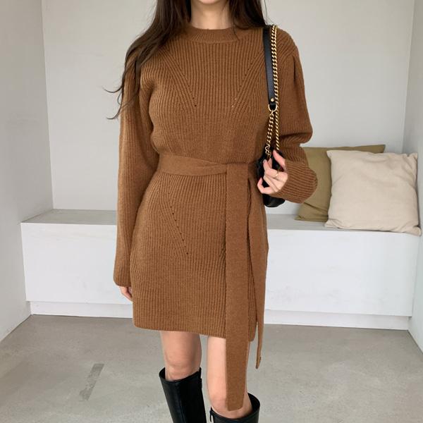 planj-하스 퍼프 미니 원피스♡韓國女裝連身裙