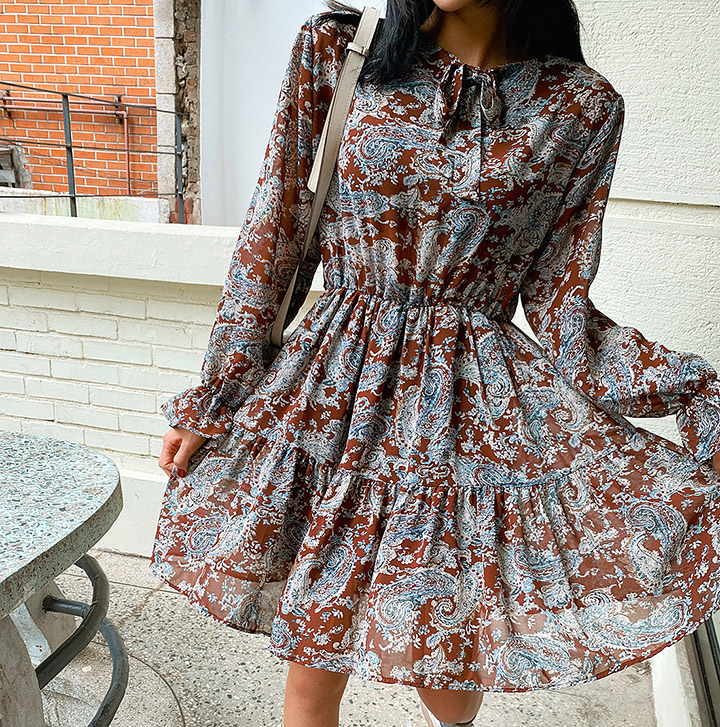 lagirl-페이미니캉캉-ops♡韓國女裝連身裙