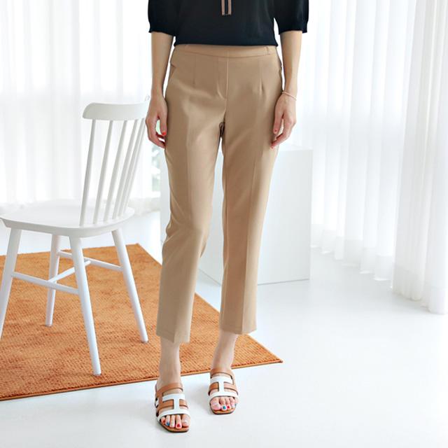 tiramisu-76사방스판데일리일자팬츠♡韓國女裝褲
