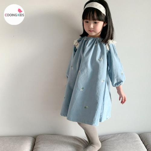 cooingkids-B가브리엘원피스♡韓國童裝連身裙