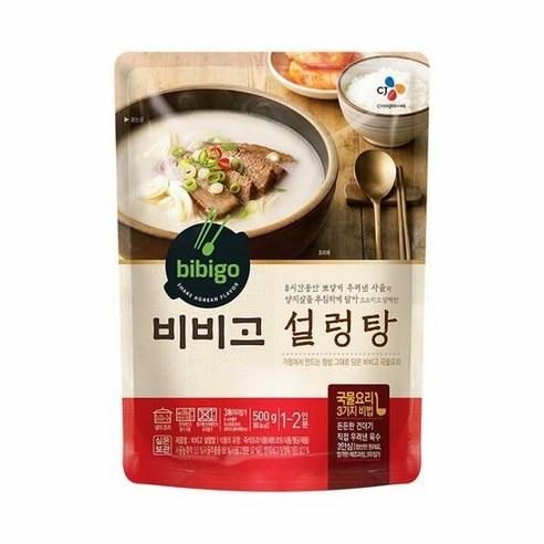 Bibigo 비비고 鮮甜牛肉湯 500g