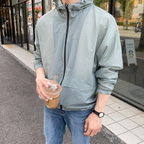 modernsweet-썸머 바람막이 3color - 모던스윗(modernsweet)♡韓國男裝外套