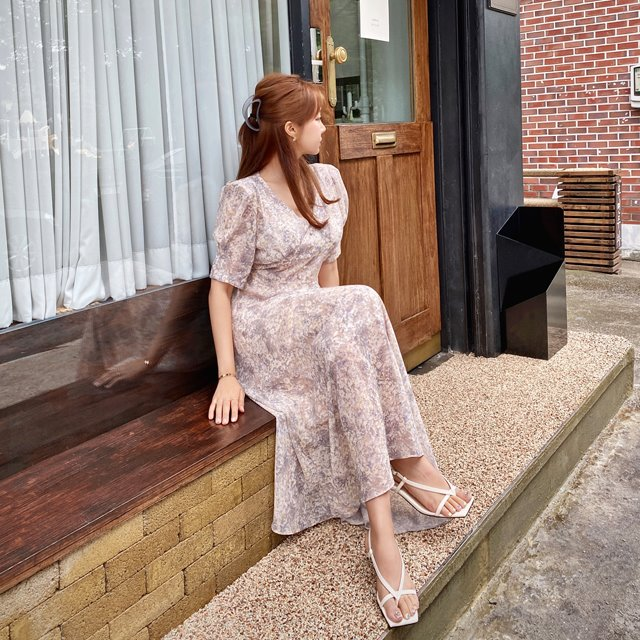 mybany-지젤사랑스럽OPS♡韓國女裝連身裙