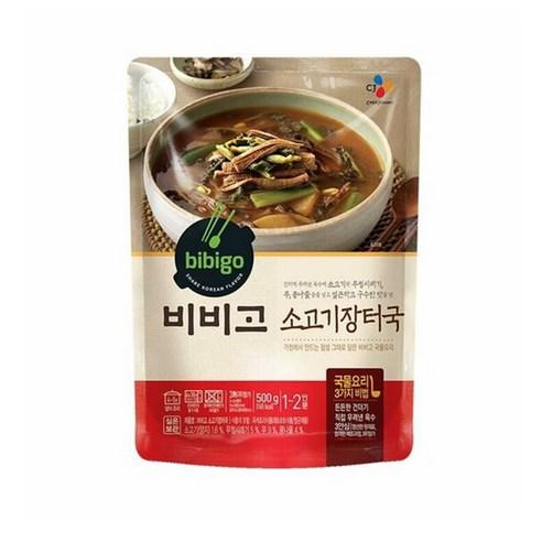 Bibigo 비비고 鮮味牛肉醬湯 500g