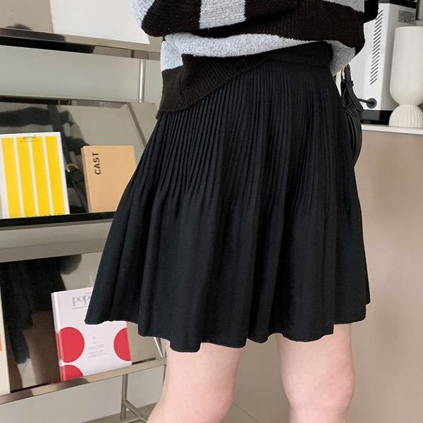 66girls-(기획) 모직주름치마바지♡韓國女裝裙