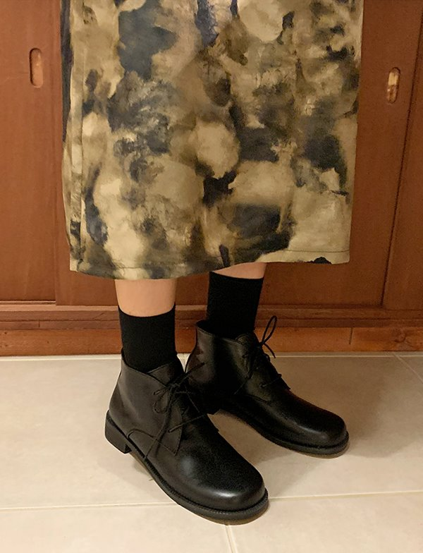 browncode-755 shoes♡韓國女裝裙