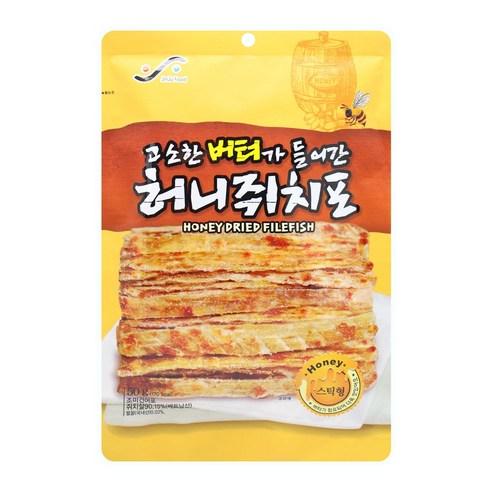 韓國蜜糖雞泡魚乾 50g