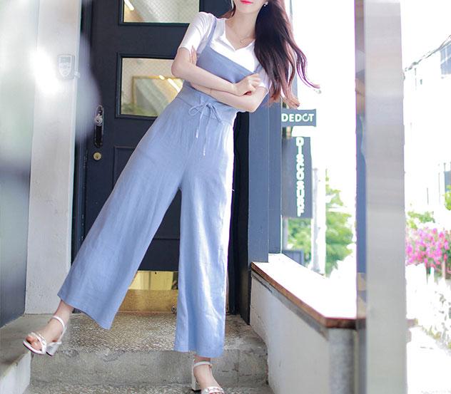 myfiona-페피스타일*jumpsuit/a0443 - 러블리 로맨틱룩 1위 쇼핑몰 피오나♡韓國女裝連身裙