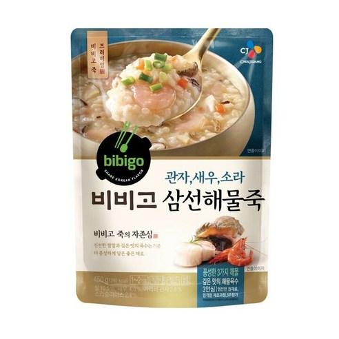 Bibigo 비비고 三鮮海鮮即食粥 450g