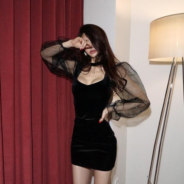 iampretty-나는예쁘다♡韓國女裝連身裙