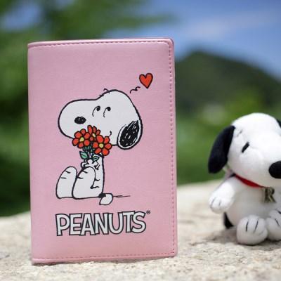 韓國 Snoopy PASSPORT 套♡生活百貨