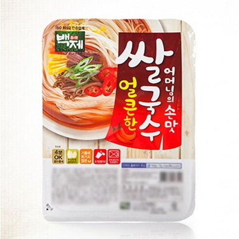 Baekje 韓式辣醬湯米粉 92g