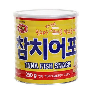 吞拿魚干 一罐/ 250g