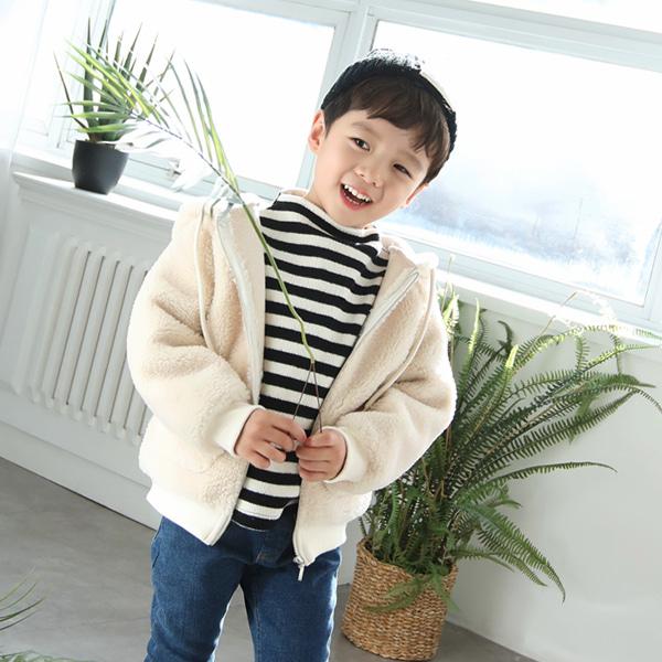 min99kids-양털쓰M(플리스)♡韓國童裝外套